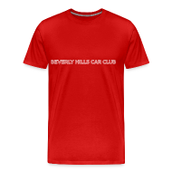 T-Shirts ~ Men's Premium T-Shirt ~ Beverly Hills Car Club Collection