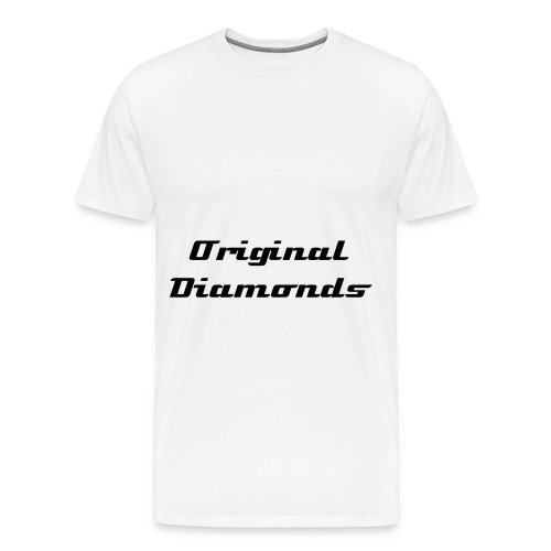 Regular T-Shirt - Men's Premium T-Shirt