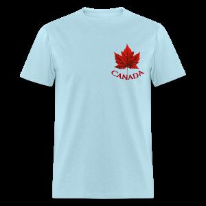 Canada Maple Leaf Souvenir Men's T- Shirt  - Men's T-Shirt