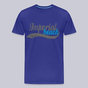 Imperial Beach - Men's Premium T-Shirt
