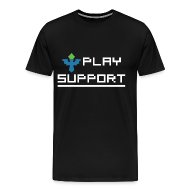 T-Shirts ~ Men's Premium T-Shirt ~ I Play Support