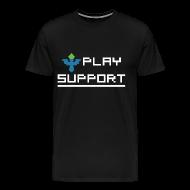 T-Shirts ~ Men's Premium T-Shirt ~ I Play Support