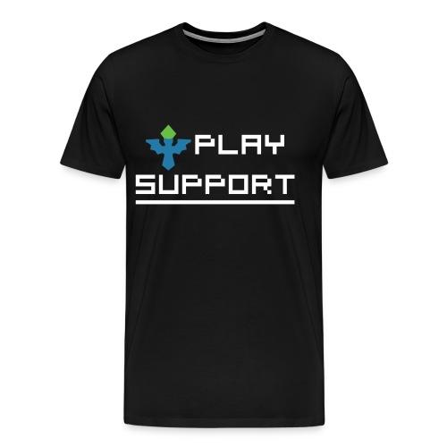 I Play Support - Men's Premium T-Shirt