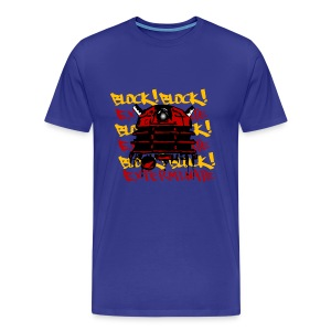 EXTERMINATE THE BLOCK! - Men's Premium T-Shirt