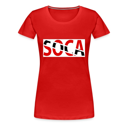 Soca Women T-shirt - Women's Premium T-Shirt