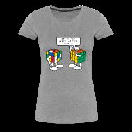 Women's T-Shirts ~ Women's Premium T-Shirt ~ Complicate things