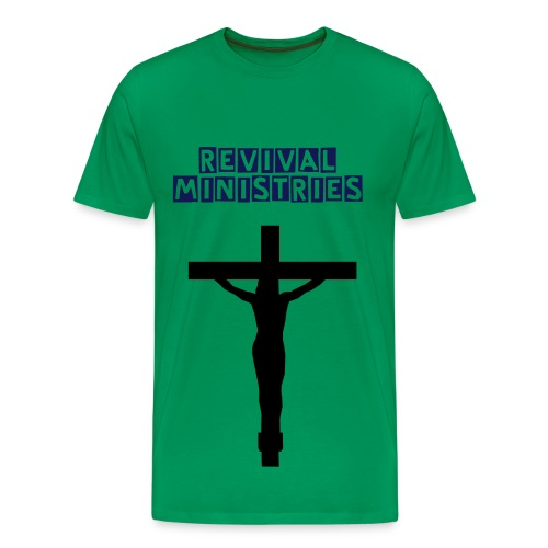 Revival Ministries John 13:35 - Men's Premium T-Shirt