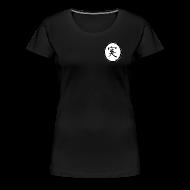 Women's T-Shirts ~ Women's Premium T-Shirt ~ Girl's Real Anime Training T-Shirt