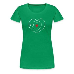 Women's Two Sizes - Women's Premium T-Shirt