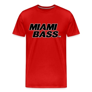 Miami Bass Champs - Men's Premium T-Shirt