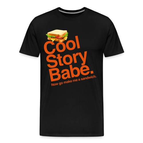 Sandwich - Men's Premium T-Shirt