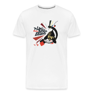 T-Shirts ~ Men's Premium T-Shirt ~ I move to the groove of the People's Director: T-shirt