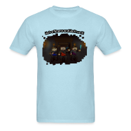 T-Shirts ~ Men's T-Shirt ~ We're Miners and We Know It