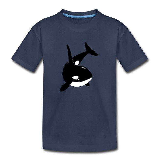 animal t-shirt orca orka killer whale dolphin blackfish
