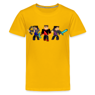 Kids' Shirts ~ Kids' Premium T-Shirt ~ Lets Fight!