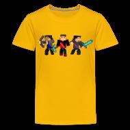 Kids' Shirts ~ Kids' Premium T-Shirt ~ Lets Fight!