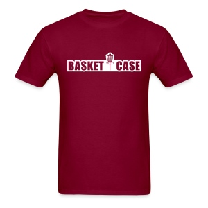 Men's Basket Case T-Shirt - Choose a Color - Men's T-Shirt