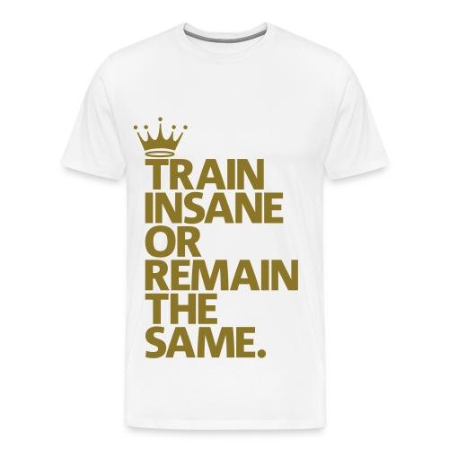 MOTIVATION TEE - Men's Premium T-Shirt