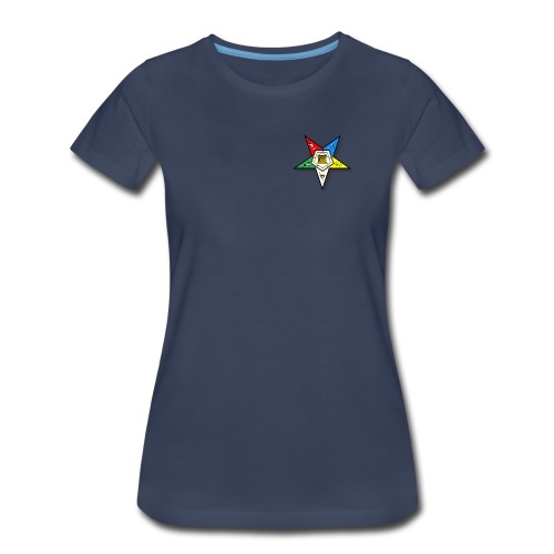 EASTERN STAR  - Women's Premium T-Shirt