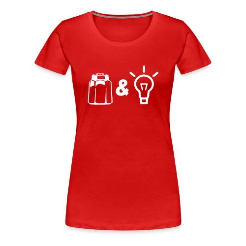 SALT AND LIGHT - Women's Premium T-Shirt