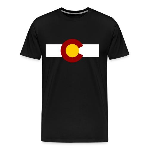 Vintage Colorado - Men's Premium T-Shirt
