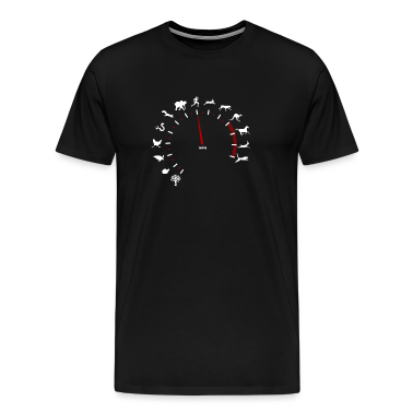 animal speedometer T-Shirts
