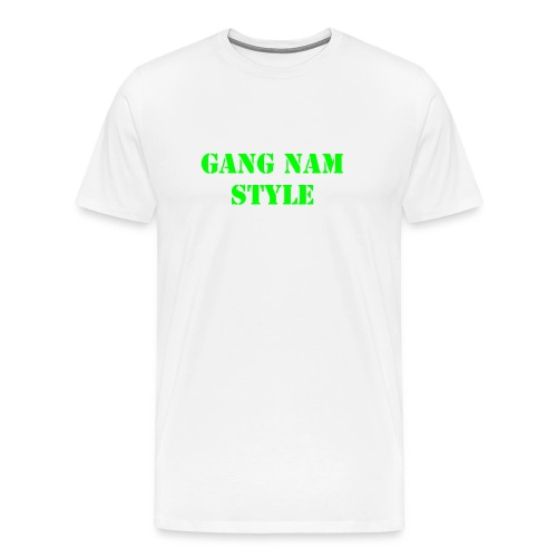 Gang Nam Style - Men's Premium T-Shirt