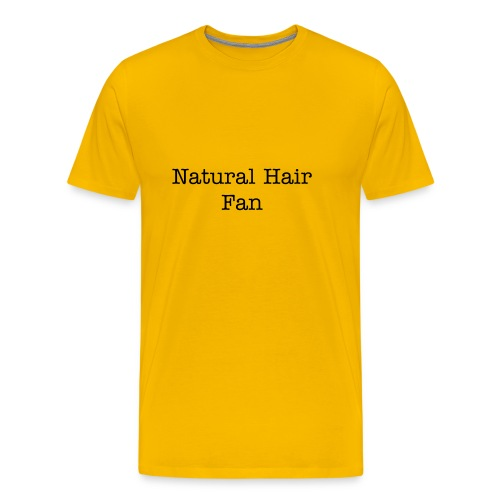 Hair Fan - Men's Premium T-Shirt