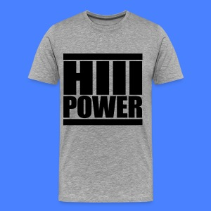 HiiiPOWER T-Shirts - stayflyclothing.com - Men's Premium T-Shirt
