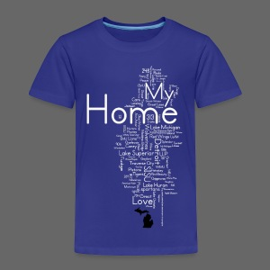 My Home - Toddler Premium T-Shirt