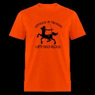 T-Shirts ~ Men's T-Shirt ~ DEMIGOD IN TRAINING Centaur Men's T-Shirt