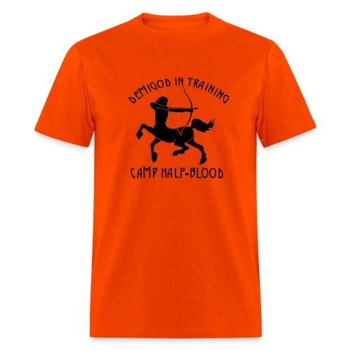 DEMIGOD IN TRAINING Centaur Men's T-Shirt - Men's T-Shirt