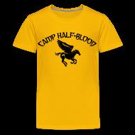 Kids' Shirts ~ Kids' Premium T-Shirt ~ CAMP Pegasus Half-Blood Kids T-Shirt