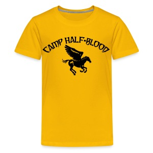 CAMP Pegasus Half-Blood Kids T-Shirt - Kids' Premium T-Shirt
