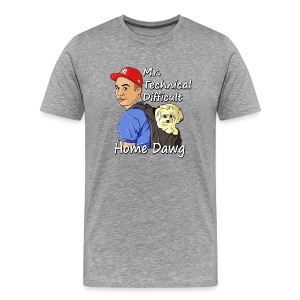 Home Dawg MTD - Men's Premium T-Shirt