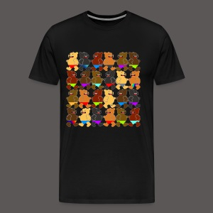 BEARS OF SUMMER - Men's Premium T-Shirt