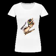 T-Shirts ~ Women's Premium T-Shirt ~ Breaking Limits