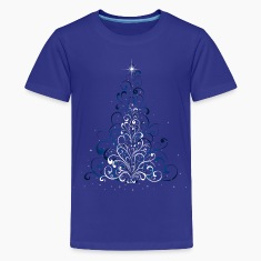 Christmas Tree Kids' Shirts