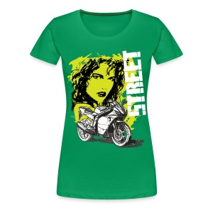 Street Plus - Women's Premium T-Shirt