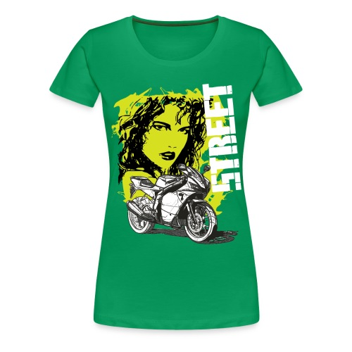Street Plus - Women's Premium T-Shirt