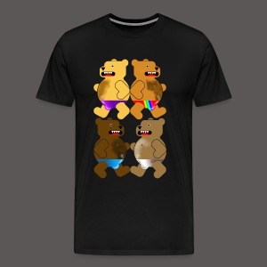 BIG BEARS OF SUMMER - Men's Premium T-Shirt