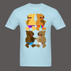 BIG BEARS OF SUMMER - Men's T-Shirt
