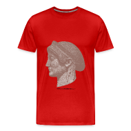 T-Shirts ~ Men's Premium T-Shirt ~ Spartan women head