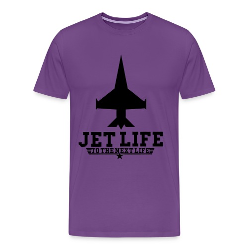 Jet Life Tee - Men's Premium T-Shirt