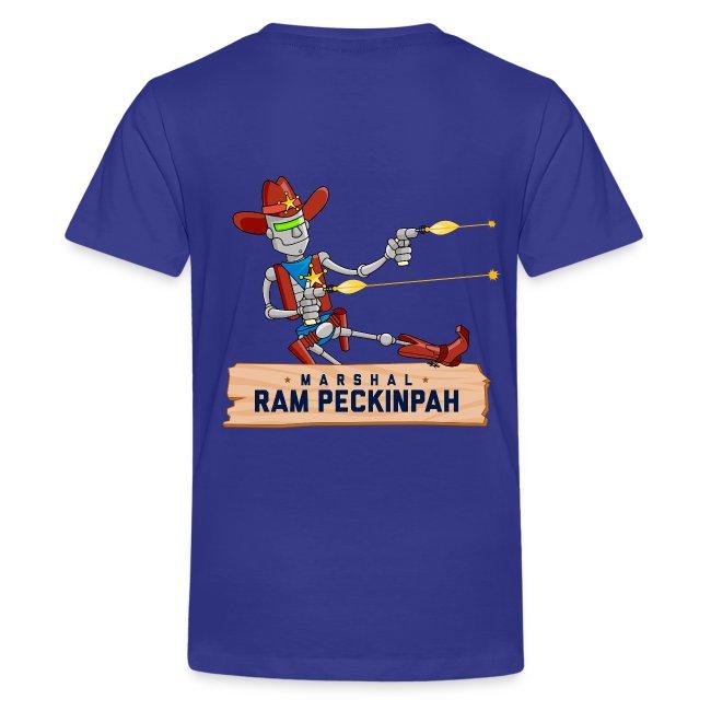 DEPUTIZED! Marshal Ram T-shirt