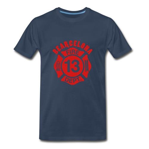 BEARcelona.13 - Men's Premium T-Shirt