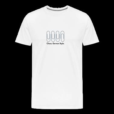 Chaos German Style (2c)++2012 T-Shirts