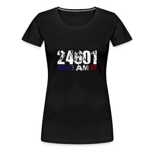 24601 v1 - Women's Premium T-Shirt