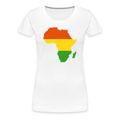 Africa Unite T-Shirt - Women's Premium T-Shirt