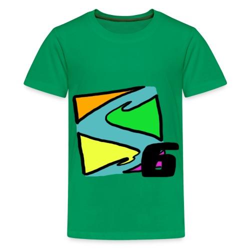 Shnooky6 Logo - Kids' Premium T-Shirt